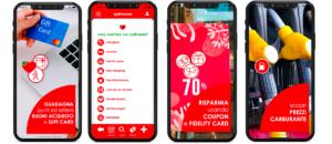 app gift card prezzi carburanti coupon